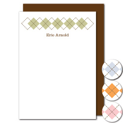 argyle stationery