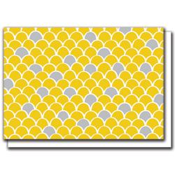 mustard scallops card