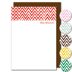 zigzags stationery